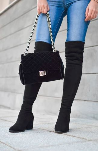 10 Boots you need this winter #winter #winterboots #winterstyle #tallboots #footwear #booties #snowboots #ankleboots #fashion #winterfashion #KAinspired