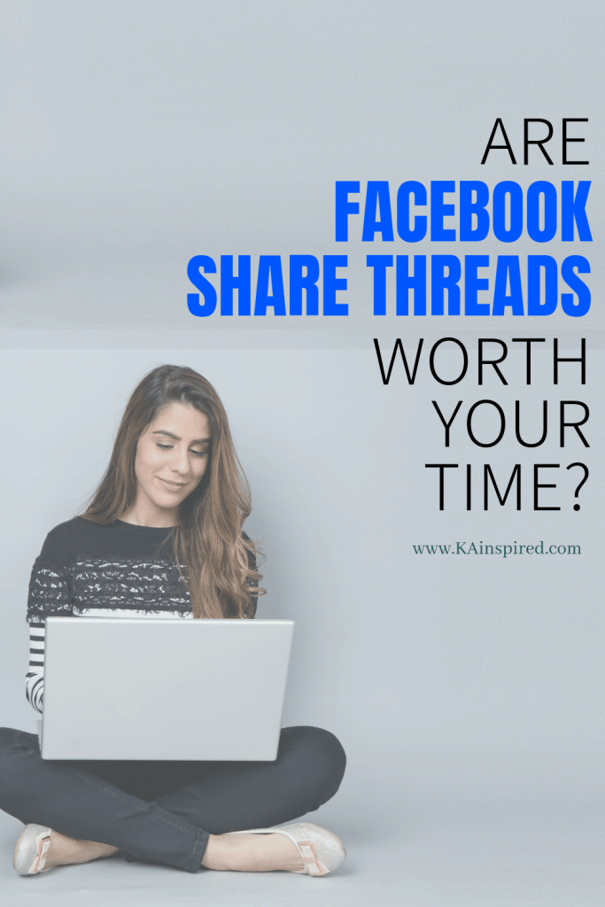 Are Facebook Share Threads Worth your time?
