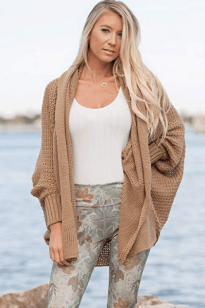 COMFY SWEATER FOR FALL - Oversized sweater