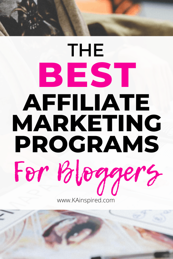 The best affiliate marketing programs you should join today