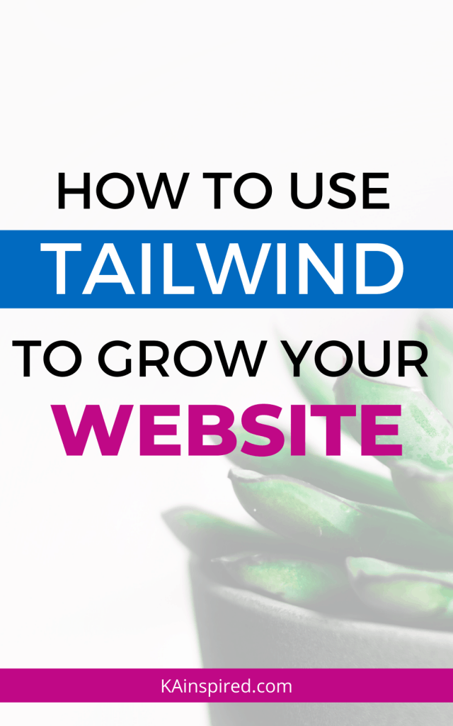 HOW TO USE TAIWLIND TO GROW YOUR WEBSITE
