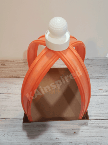 top for the Dollar Tree Arched Lantern