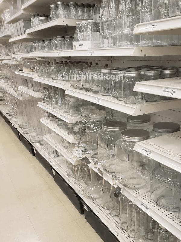 MICHAEL'S GLASSWARES