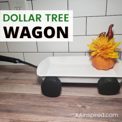 DOLLAR TREE WAGON